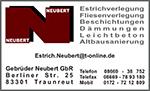 Gebrüder Neubert GbR